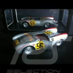 Porsche 550 Spyder Panamericana 1954 n° 55 1/18 Autoart 85470