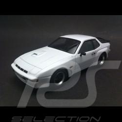 Porsche 924 Carrera GT blanc 1981 1/43 Maxichamps 940066121