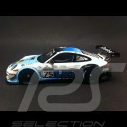 Porsche 997 GT3R 20ème 24h Spa 2012 n° 75 1/43 Spark SB035