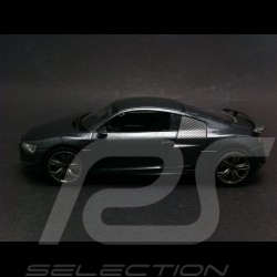 Audi R8 GT Daytona grey 1/43 Schuco 450722800