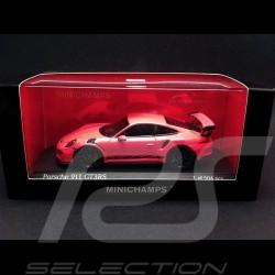 Porsche 991 GT3 RS 2014 Pink 1/43 Minichamps 413063249
