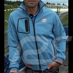 Jacket Gulf sport blue - men