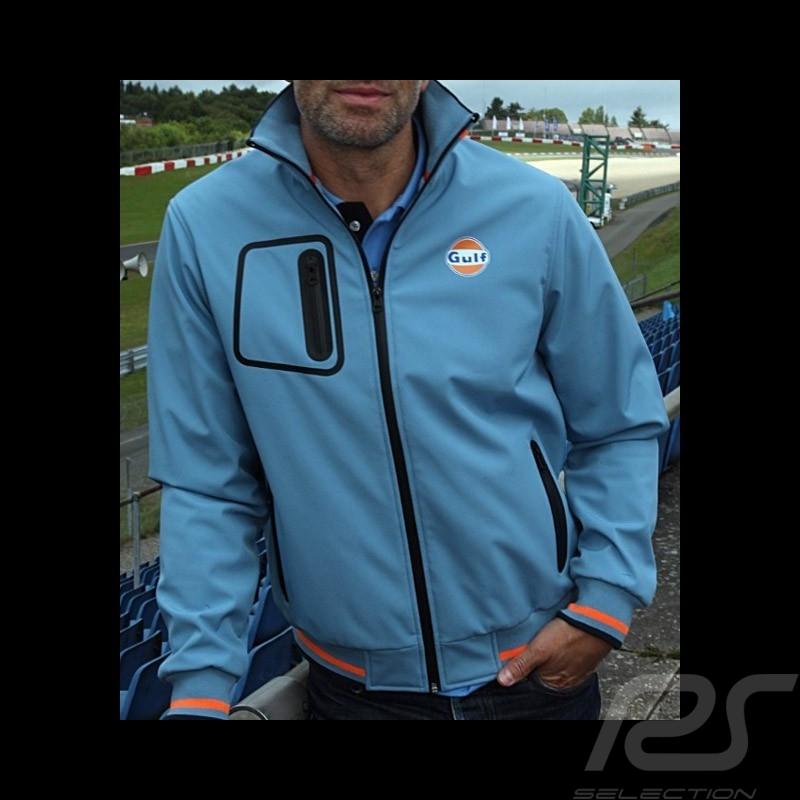 Veste Jacket Jacke Gulf sport bleu - homme