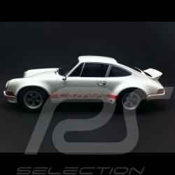 Porsche 911 2.8 Carrera RSR blanc / rouge 1973 1/18 GT SPIRIT ZM071