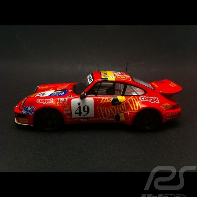 Porsche 964 Carrera 2 Cup Le Mans 1993 n° 49 1/43 Spark S4441