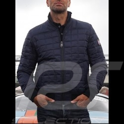 Gulf Homme Driver Selection Sport Matelassée Bleu Marine Rs Veste FYdxHF