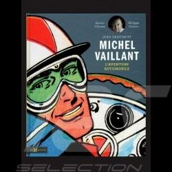 Livre Jean Graton et Michel Vaillant : l'aventure automobile