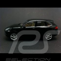 Porsche Cayenne Turbo (2) noir 1/43 Minichamps WAP0200050B