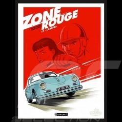 Buch Comic Zone rouge T1 Carrera