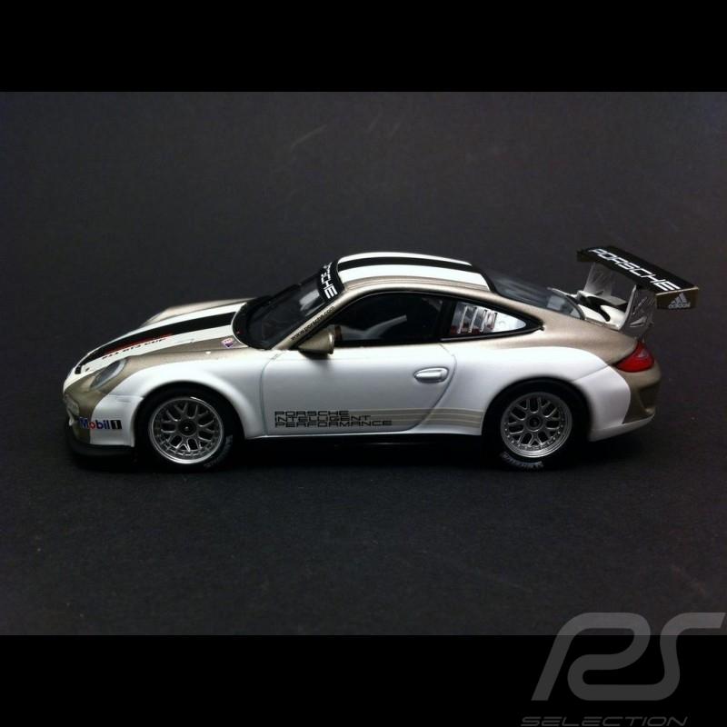 Porsche 997 GT3 Cup 2012 white / grey 1/43 Minichamps WAP0200150C