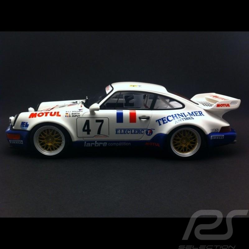 Porsche 964 Carrera RSR Vainqueur Le Mans 1993 n° 47 1/18 GT Spirit ZM082