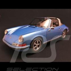 Porsche 911 2.4 S Targa 1972 Geminiblau 1/18 Schuco 450035400