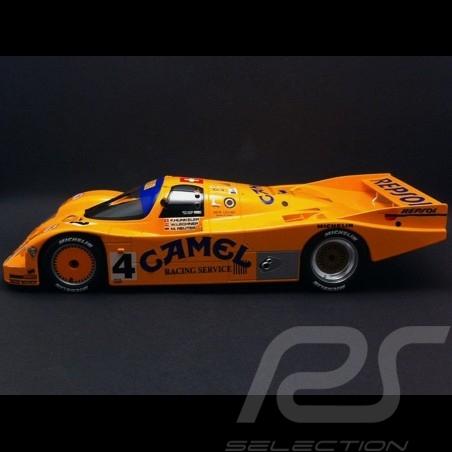 Porsche 962 C le Mans 1988 n° 4 Camel 1/18 NOREV 187403