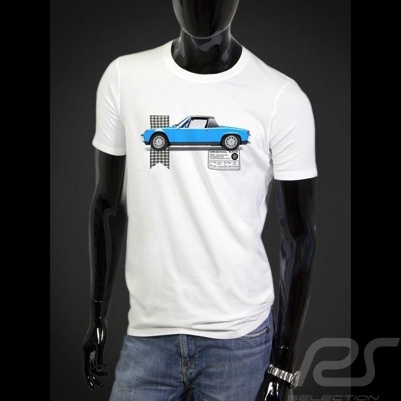 T-Shirt Porsche 914 homme men herren