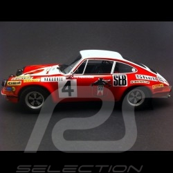 Porsche 911 S Monte Carlo 1972 n° 4 SEB 1/18 MINICHAMPS 107726804