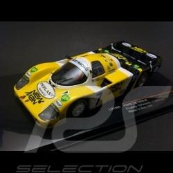 Porsche 956 B vainqueur le Mans 1984 n° 7 New Man 1/43  IXO LM1984