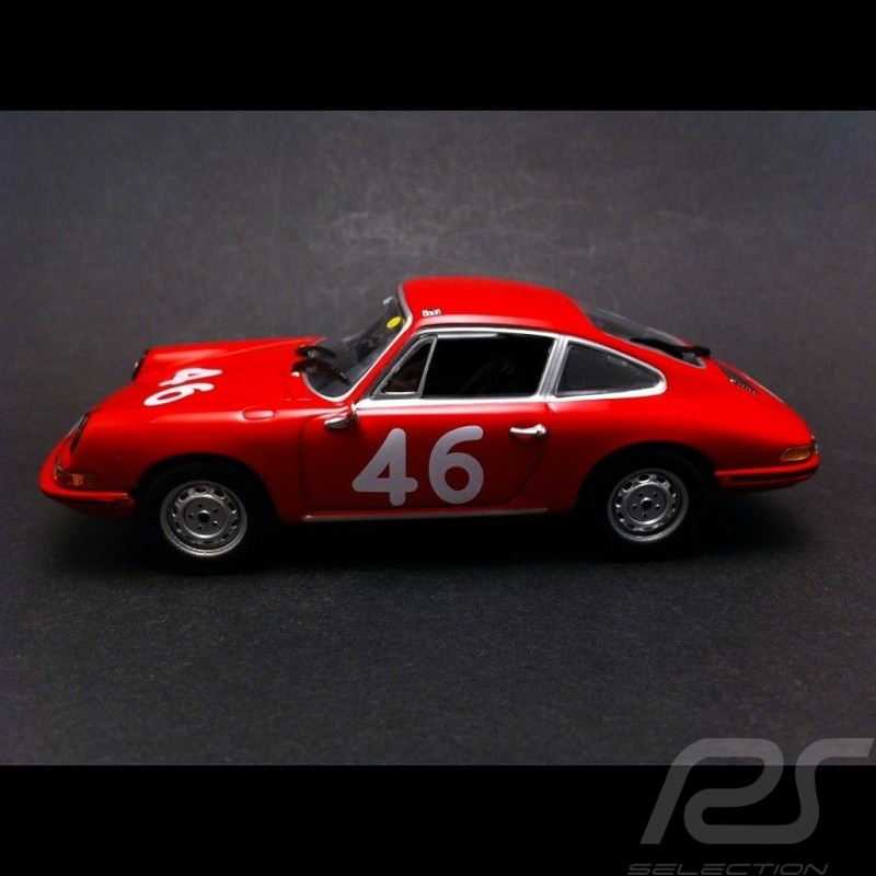Porsche 911 S Vainqueur Targa Florio 1967 n° 46 Killy 1/43 Minichamps 430676746