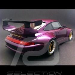 Porsche 993 RWB purple 1/18 GT SPIRIT GT727