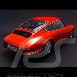 Porsche 911 2.4 S coupé 1973 orange tangerine 1/18 SCHUCO 450035300