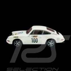 Porsche 911 Tour deFrance 1971 n° 100 bic 1/87 Brekina 162092