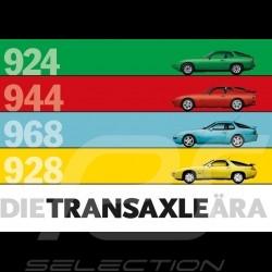 Porsche Poster Die Transaxle Ära Porsche Museum MAP09005916