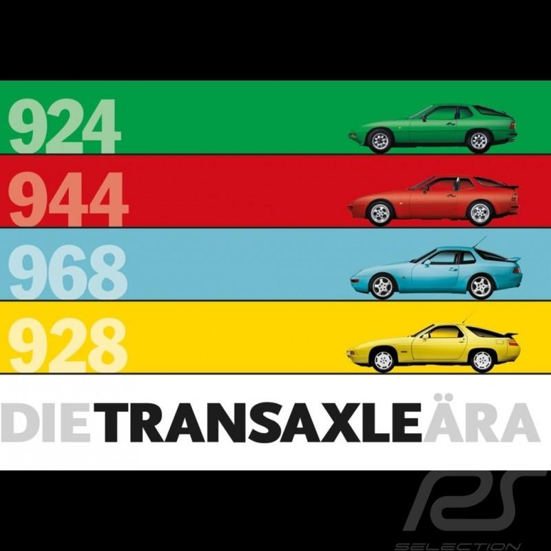 Porsche Poster Die Transaxle ära Map09005916 Selection Rs