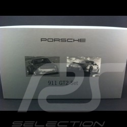 Set Porsche 911 GT2 1/43 Minichamps WAP020SET27