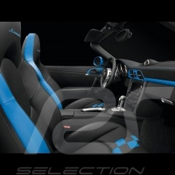 Porte-clés Porsche 911 Speedster lanière collier Porsche Design WAP0800060B Key strap Schlüsselband