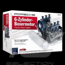 Porsche 911 flat 6 boxer engine 1/4 MAP09028016