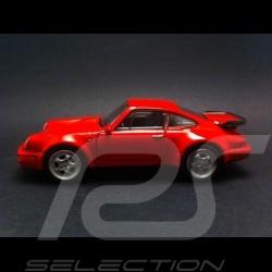 Porsche 965 rouge jouet à friction Welly MAP01026916