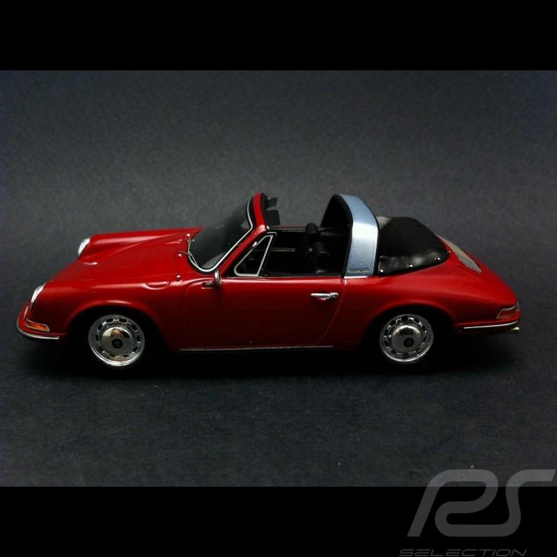 Porsche 912 Targa 1968 rot 1/43 Spark S4924