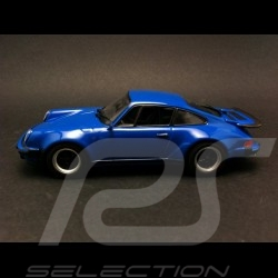 Porsche 930 Turbo 3.0 bleu arrow 1/43 Minichamps CA04316028