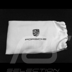 Porsche Keyring  pouch black leather WAP0300110D