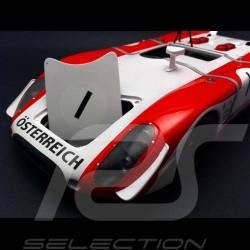 Porsche 908 / 02 Winner Watkins Glen 1969 n° 1 1/18 Autoart 86971