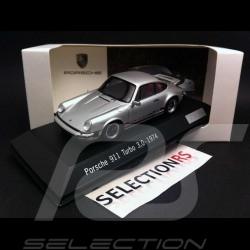 Porsche 911 Turbo 3.0 1974 grau Louise Piëch 1/43 Spark WAP0201440G