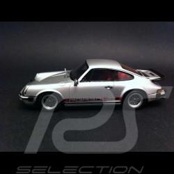 Porsche 911 Turbo 3.0 1974 grey Louise Piëch 1/43 Spark WAP0201440G