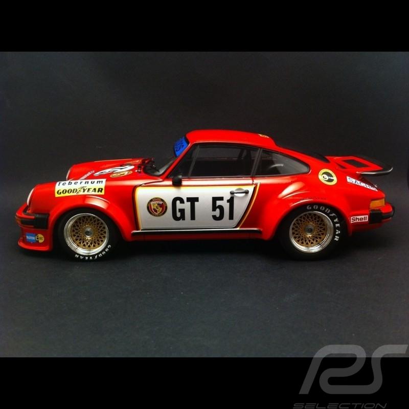 Porsche 934 Winner EGT - ADAC 1976 n° GT 51 1/18 Minichamps 155766451