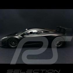 Mc Laren 12C GT3 2013 noir mat 1/18 Minichamps 151121390