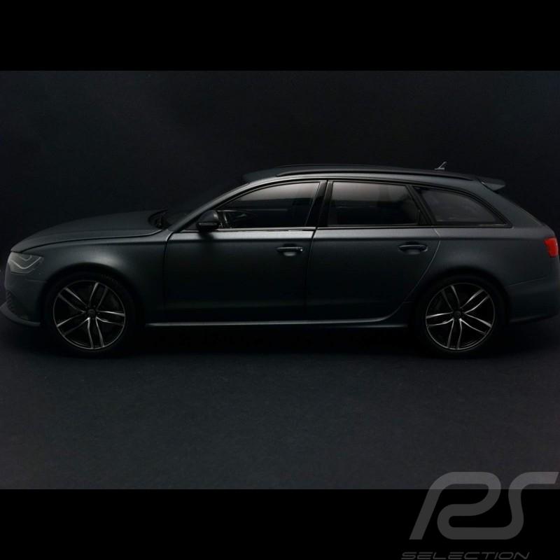 Audi Rs6 Avant 2013 Anthrazit Grau 1 18 Minichamps 110012012