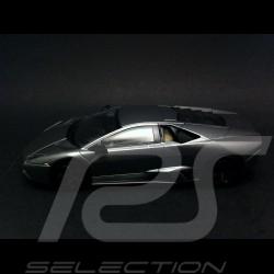 Lamborghini Reventon 2007 matte grey 1/43 Minichamps 400103950