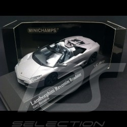 Lamborghini Reventon Roadster 2010 Matt Grau 1 43 Minichamps