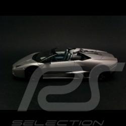 Lamborghini Reventon Roadster 2010 matte grey 1/43 Minichamps 400103960