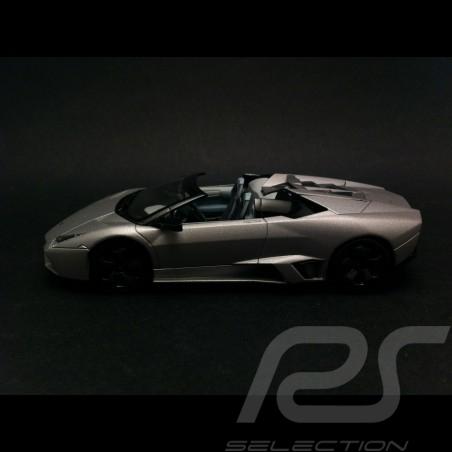 Lamborghini Reventon Roadster 2010 gris mat 1/43 Minichamps 400103960