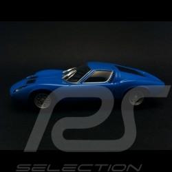Lamborghini Miura SV 1971 Azzurro blue 1/43 Minichamps 400103650