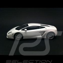 Lamborghini Gallardo LP560 4 Blanc 2008 1/43 Minichamps 400103800