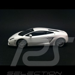 Lamborghini Gallardo LP560 4 white 2008 1/43 Minichamps 400103800