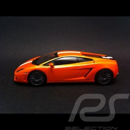 Lamborghini Gallardo LP550 2 Balboni Orange 1/43 Minichamps 436103802