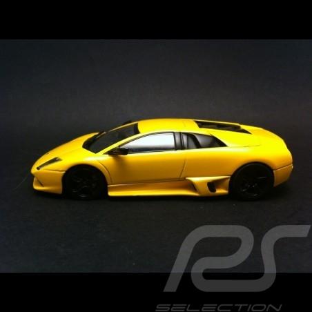 Lamborghini Murcielago LP640 2006 jaune 1/43 Minichamps 436103920