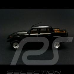 Lamborghini LM 002 1986 noir 1/43 Minichamps 436103374