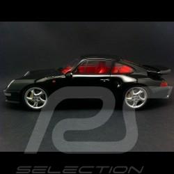 PRÉCOMMANDE Porsche 993 Turbo S noire 1/18 GT Spirit GT714